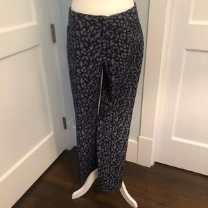 Banana Republic Leopard Print Pants